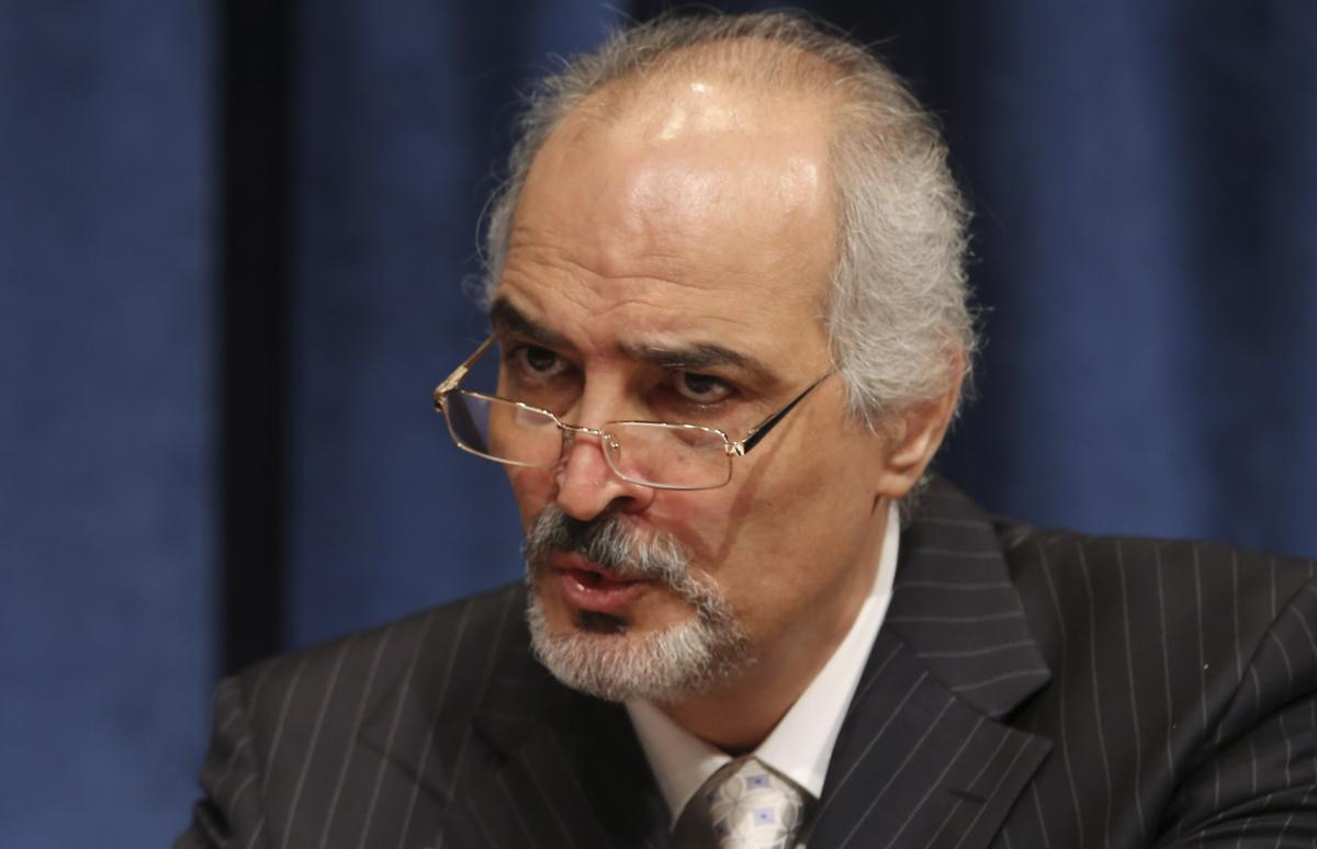 False claims in the UN security council: Syria's Bashar Ja'afari