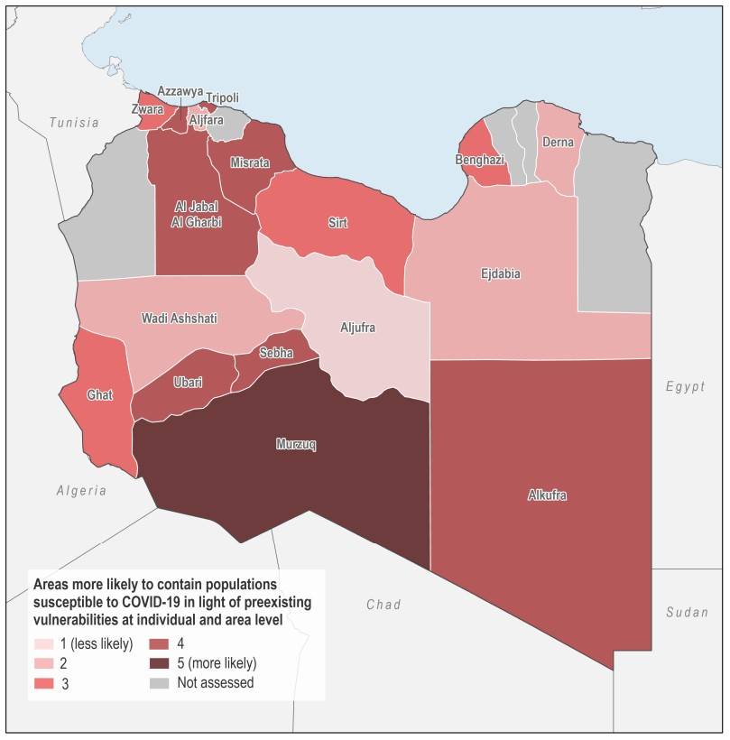 "<a href=""https://al-bab.com/sites/default/files/libya-vulnerabilities.jpg"">Click here</a> to enlarge. Source: <a href=""https://www.impact-repository.org/document/reach/583af984/REACH_LBY_Map_CARPA_Libya_COVID19Analysis_03JUN2020-1.pdf"">REACH Resource Centre</a>"