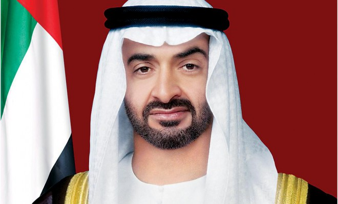 Crown Prince Mohamed bin Zayed