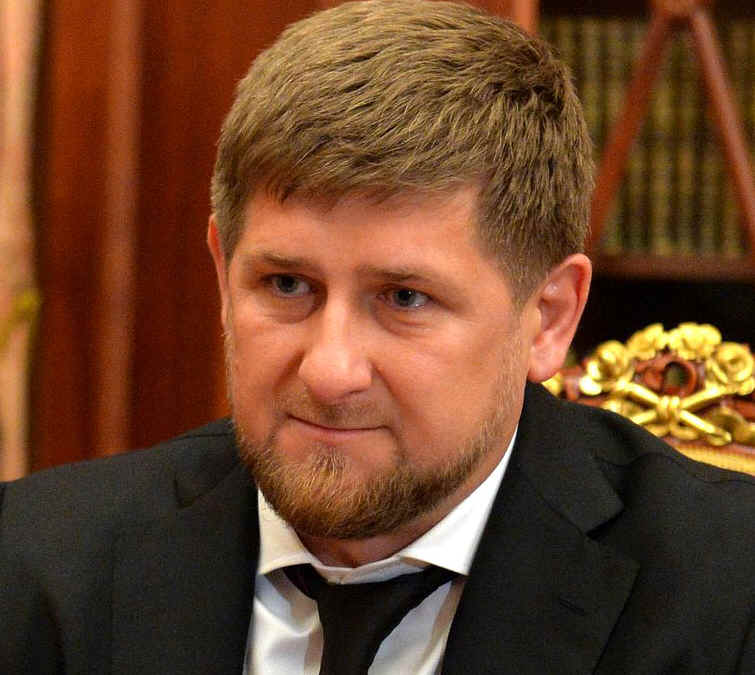 Kadyrov: a brutal and idiosyncratic sufi