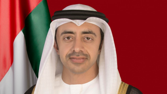 Emirati foreign minister Abdullah bin Zayed: defended Trump's travel ban