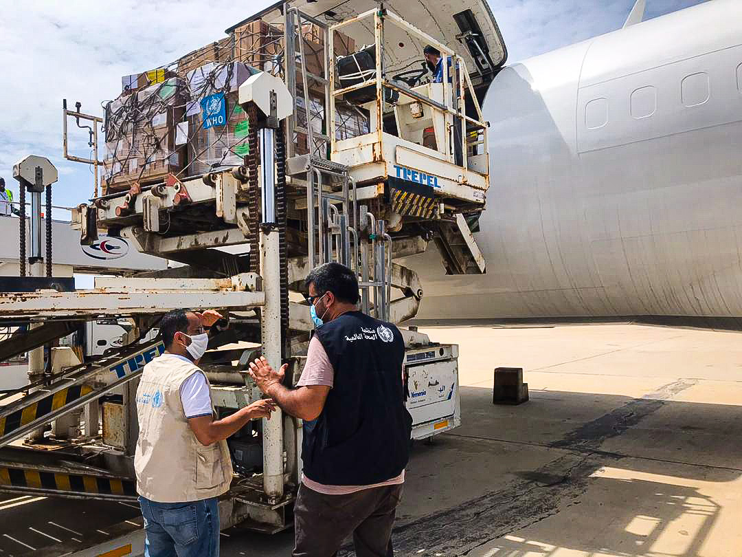 Yemen is desperately short of medical supplies, though some are still getting through. Photo: <a href=